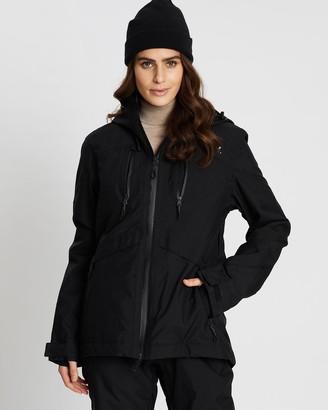 Yuki Threads - Women's Black Jackets - Meadows Jacket - Size One Size, XS at The Iconic