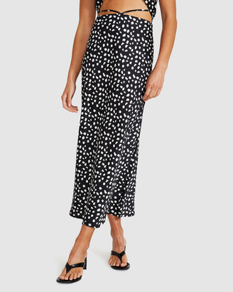Alice In The Eve Jungle Fever Maxi Skirt