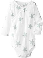 Aden Anais aden + anais Long Sleeve Body Suit (Infant)