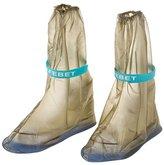 M-Egal 1 pair Women Waterproof Shoes Cover Rain Anti Slip PVC Boot Overshoes S&