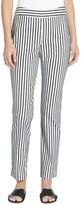 St. John Cabana Stripe Denim Pants