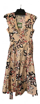 Kate Spade Pink Cotton - elasthane Dresses