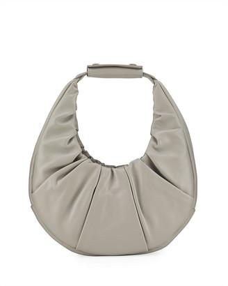 STAUD Soft Pleated Moon Bag