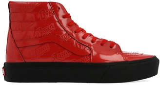 Vans X Bowie High Top Lace Up Sneakers