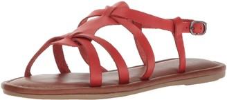 Mia Women's Buttercup Flat Sandal