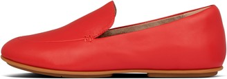 FitFlop Lena Leather Loafers