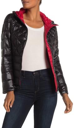 Noize Kerri Waterproof & Wind Resistant Lightweight Puffer Jacket