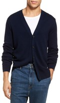 Vince Men's Split Hem Cardigan