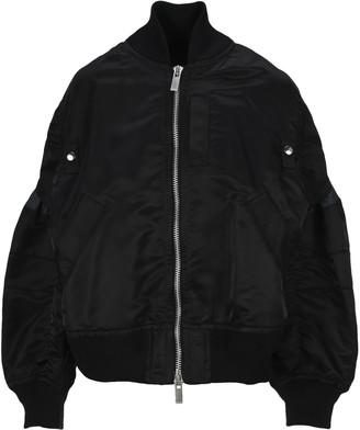 Sacai Zipped Bomber Jacket