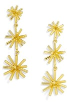 BaubleBar Women's Morningstar Drop Earrings
