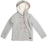 Roxy Miss The Boat Hooded Cardigan, Little Girls (4-6X)