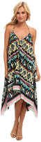 Kas Roxanna Print Scarf Dress
