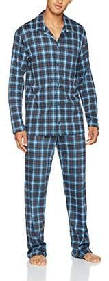 Seidensticker Men's's Anzug Lang Pyjama Sets,(Size: 56)