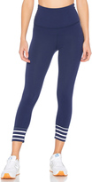 Beyond Yoga x kate spade Sailing Stripe High Waisted Capri Legging