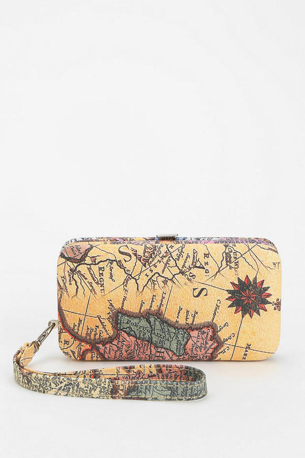 Urban Outfitters Cooperative Cell Phone Clutch