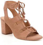 Antonio Melani Jessay Lace Up Dress Sandals