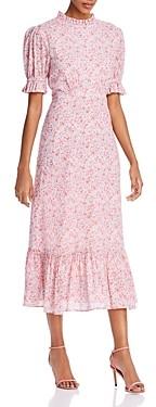 Ghost London Solene Cotton Maxi Dress