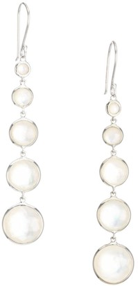 Ippolita Lollipop Lollitini Sterling Silver & Mother-Of-Pearl 5-Drop Earrings