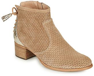 Muratti ROCKFALLS women's Mid Boots in Brown