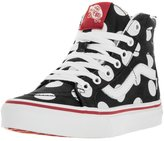 Vans Kids Sk8-Hi (Polka Dots) Skate Shoe 12 Kids US