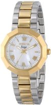 "Invicta Women's 0544 ""Angel Collection"" 18k Gold-Plated Watch"