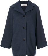 D-Exterior D.Exterior - cape style coat - women - Polyester/Wool - S