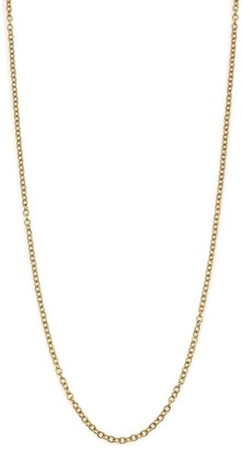 "Ippolita 18K Yellow Gold Charm Necklace Chain/36"""
