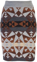 Pendleton Meets Opening Ceremony KALEIDOSCOPE PENCIL SKIRT