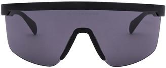 Tommy Hilfiger Oversized Mask Sunglasses