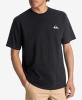 Quiksilver Waterman Men's Lerond Logo-Print T-Shirt
