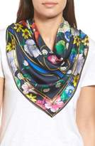 Johnny Was Women's Chole Silk Square Scarf