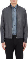 Theory Men's Morvek Leather Jacket