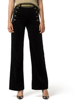 Tommy Hilfiger Collection Velvet Marine Pant