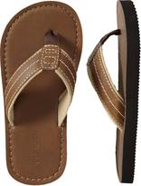 Old Navy Boys Faux-Leather Sandals