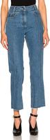 Magda Butrym Brownsville Jeans