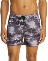 Sundek Low-Rise Swim Shorts