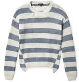 Whistles Block Striped Sweater