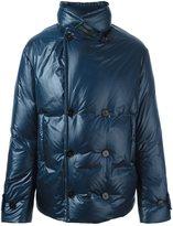 Maison Margiela funnel neck padded jacket