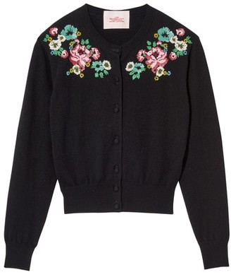 MARC JACOBS, THE The Beaded Love Cardigan
