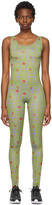 Thumbnail for your product : MAISIE WILEN Green Revenge Body Jumpsuit