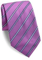 Eton Striped Silk Tie