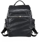 Alexander Wang Wallie Lambskin Leather Backpack