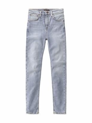 Nudie Jeans Women's Hightop Tilde Light Blue HP