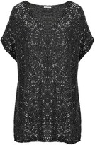 Saint Laurent Paillettes Blouse