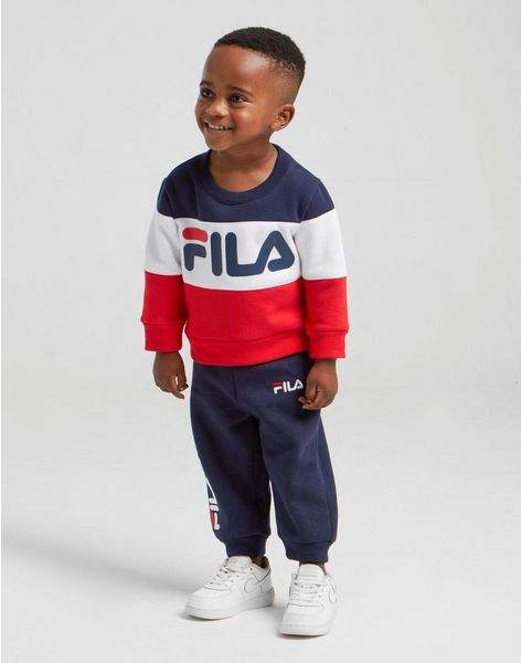 3e3b851baee7 Fila Clothing For Kids - ShopStyle UK