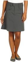 Royal Robbins Discovery Traveler Skirt (Charcoal) - Apparel