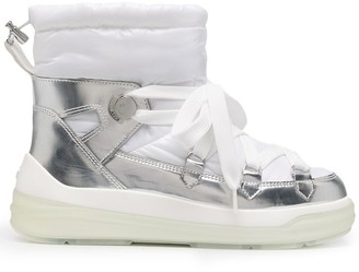 Moncler Insolux padded snow boots