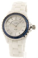 Akribos XXIV Women's AKR498BU Ceramic Baguette Fashion Watch