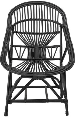 Bloomingville - Joline Lounge Chair - Black