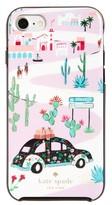 Kate Spade Road Trip Iphone 7 & 7 Plus Case - Pink